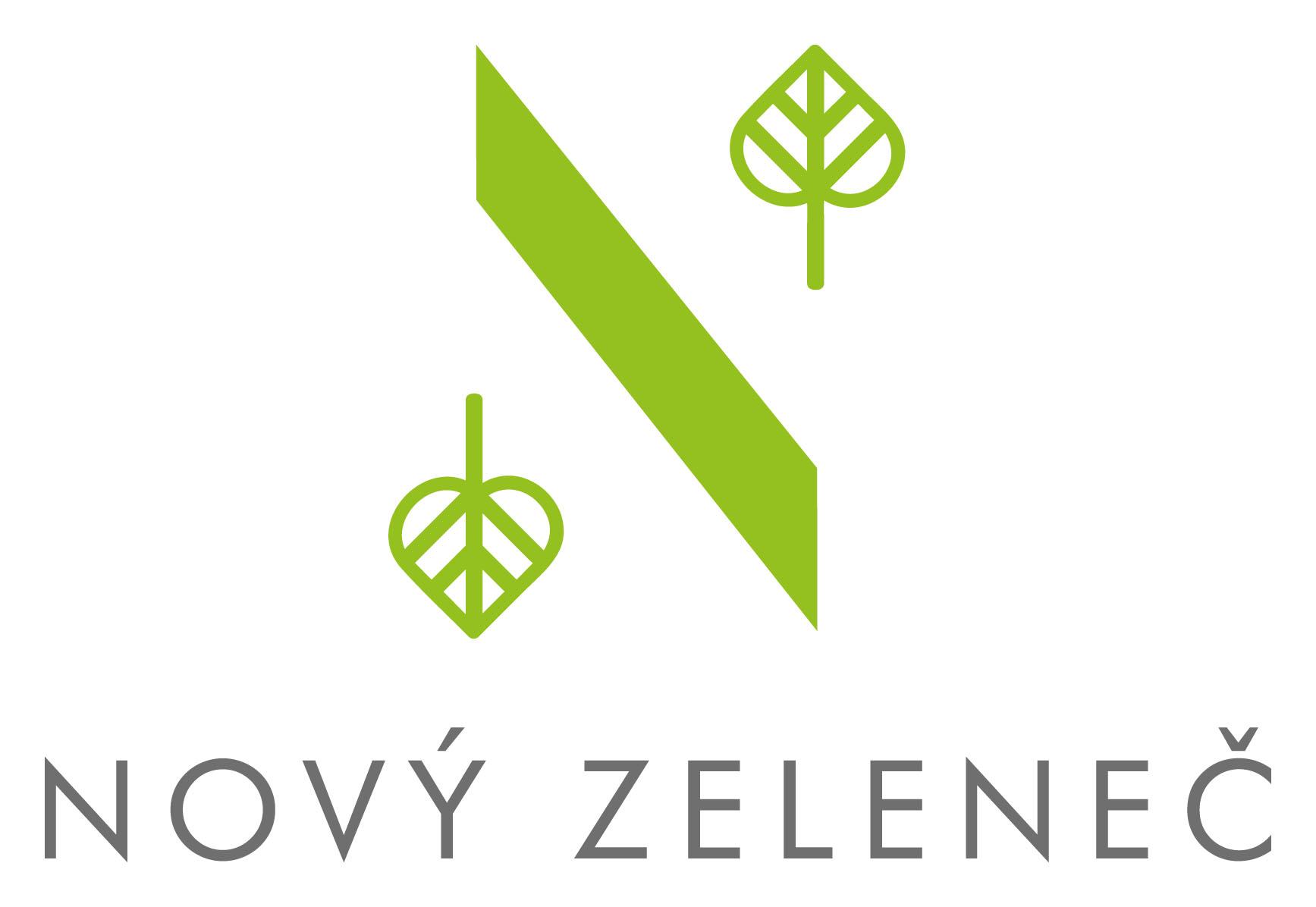 Nový Zeleneč logo